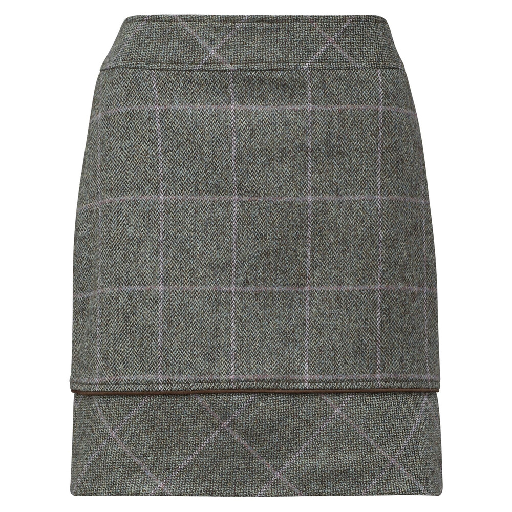 Alan Paine Alan Paine Surrey Ladies 46cm Skirt - Hemp