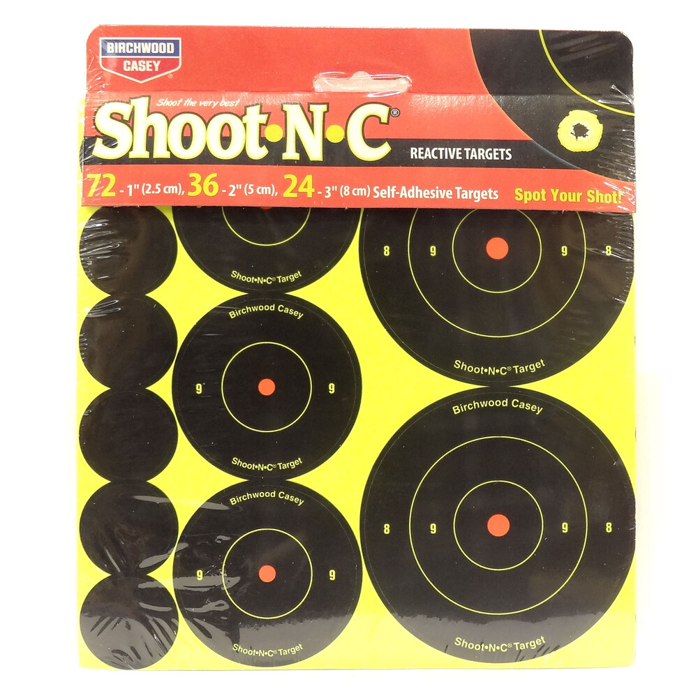Birchwood Casey Shoot N C Targets - 1