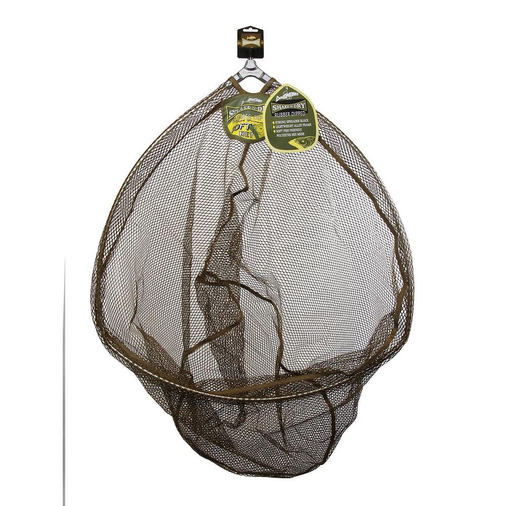 Dinsmores Rubber Shake-n-Dry Landing net 24