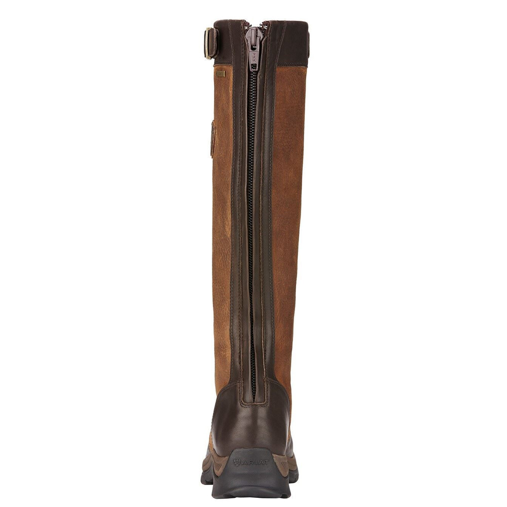 Ariat Berwick Insulated Boots Ebony Brown
