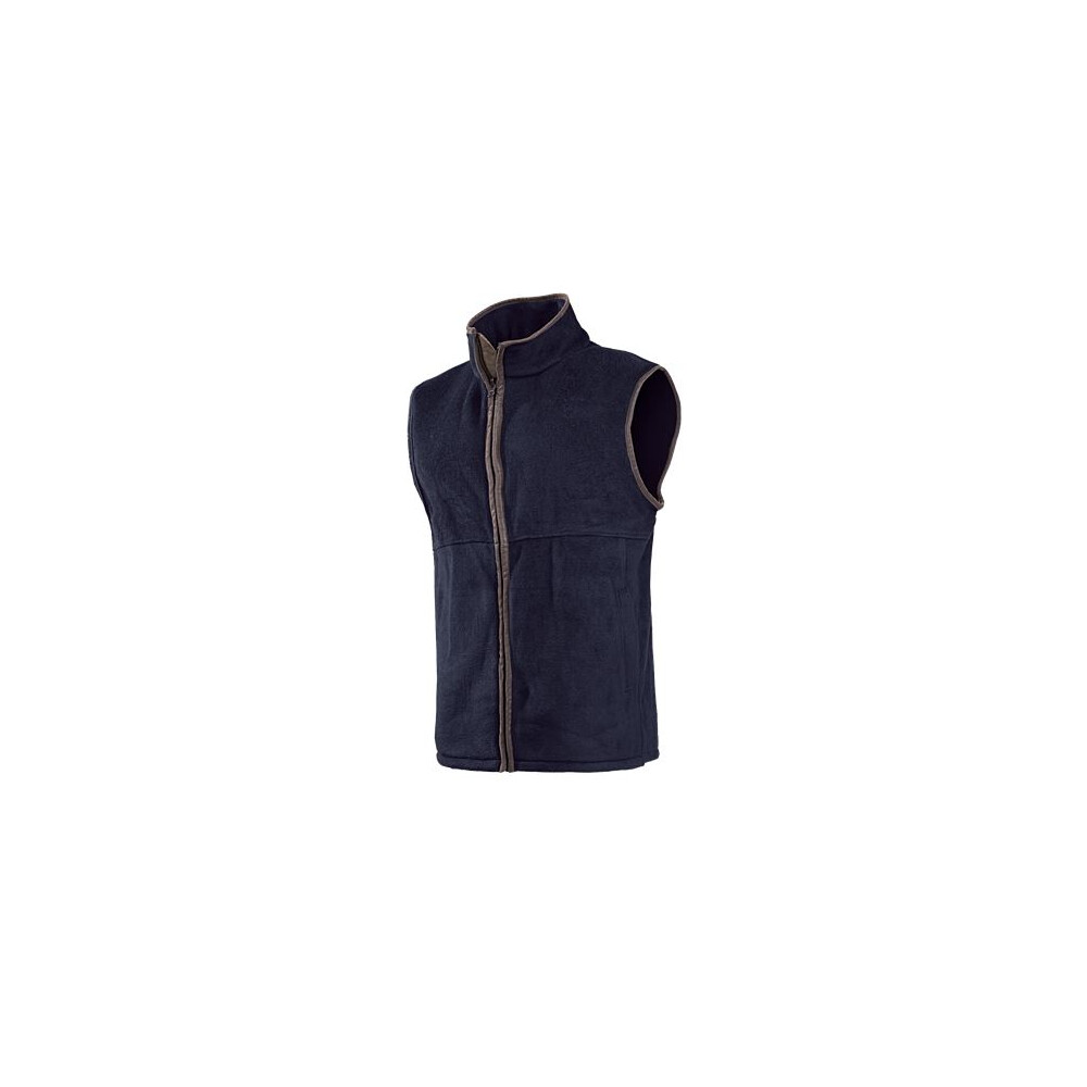 Baleno Wizz Kids Fleece Gilet Navy