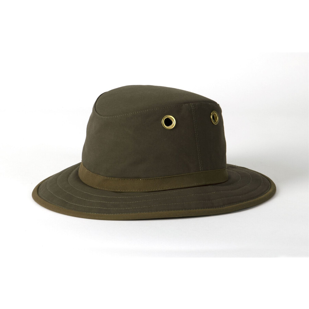 Tilley Tilley TWC7 Outback Hat - /British Tan - Size 7 in Olive