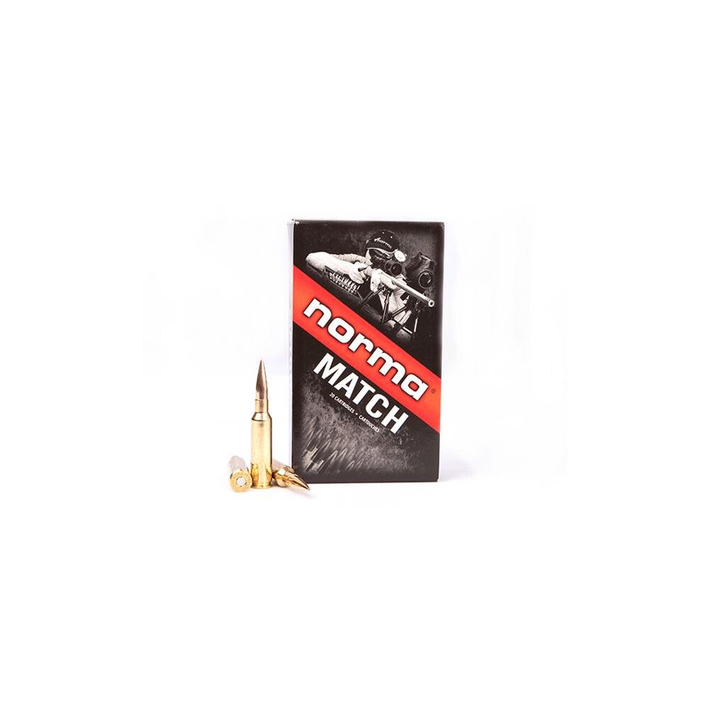 Norma Ammunition - 130gr - HPBT Unknown