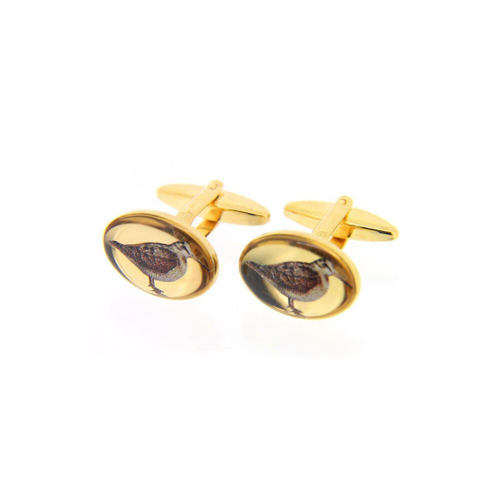 Soprano Country Cufflinks - Woodcock