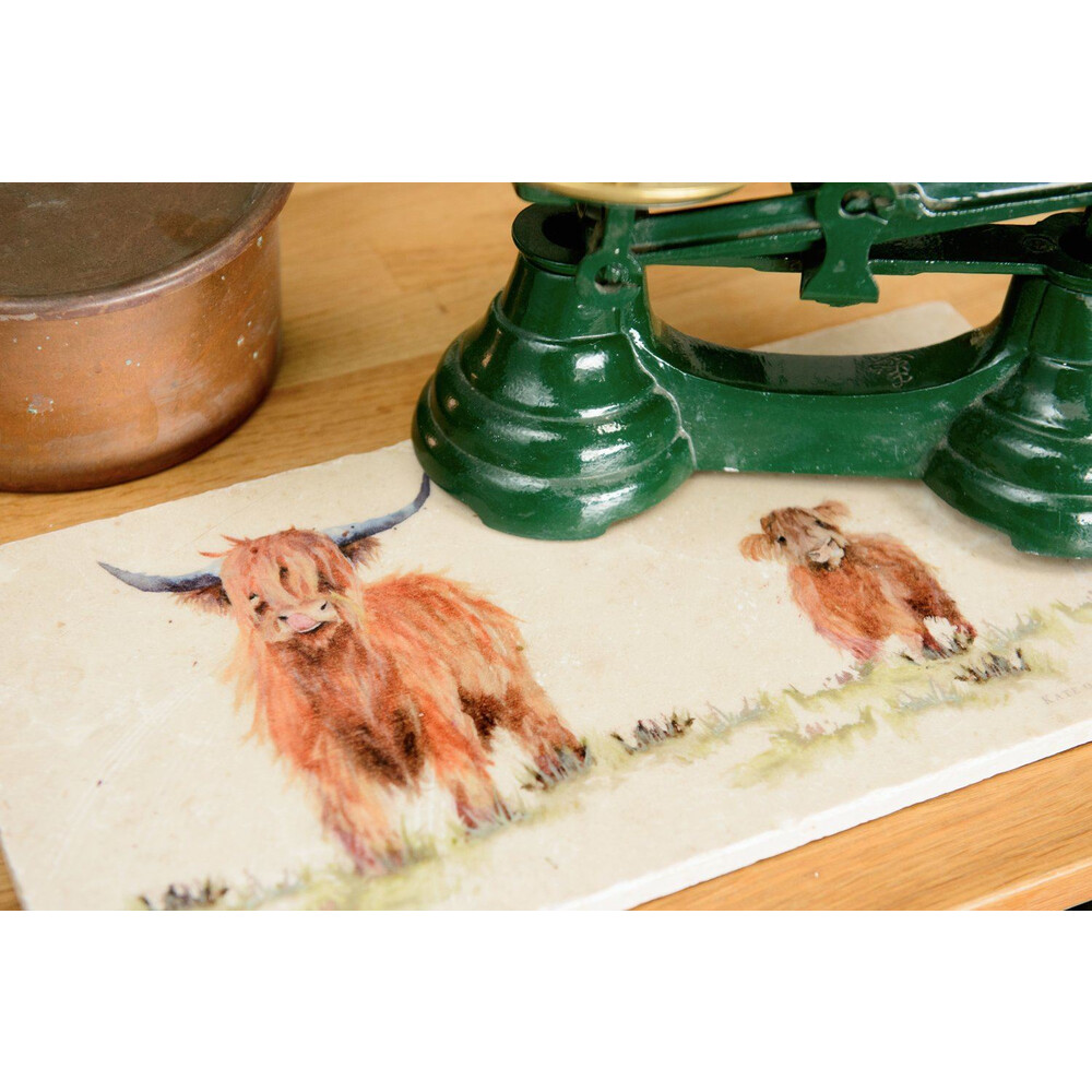 Kate Of Kensington Sharing Platter - Highland Cow Highland Cow