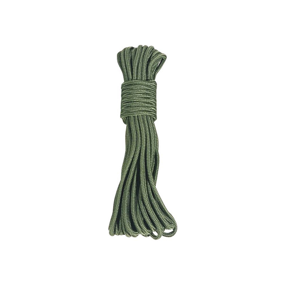 Mil-Com Purlon Cord - Green - 3mm