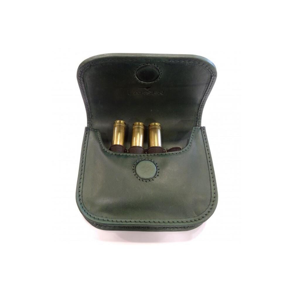 Laksen Magnetic Ammo Wallet Brown