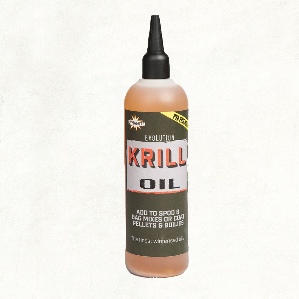 Dynamite Baits Evolution Oil - Krill