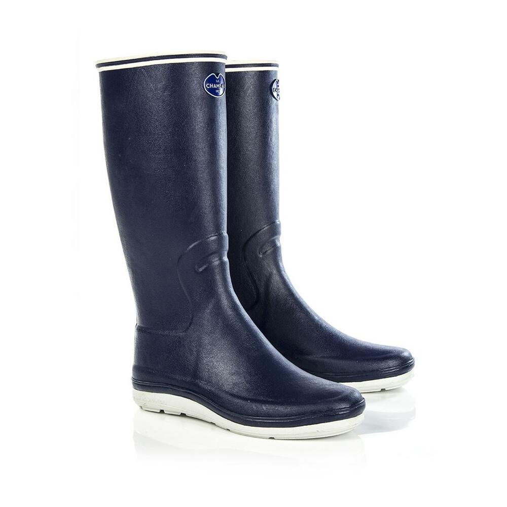 Le Chameau Guerande Wellington Boots - Blue