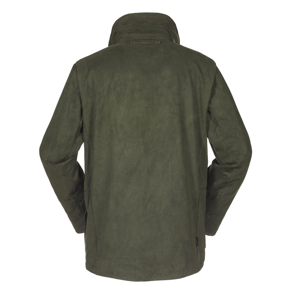 Musto Whisper GORE-TEX PrimaLoft Jacket - Dark Moss - 2XL Green