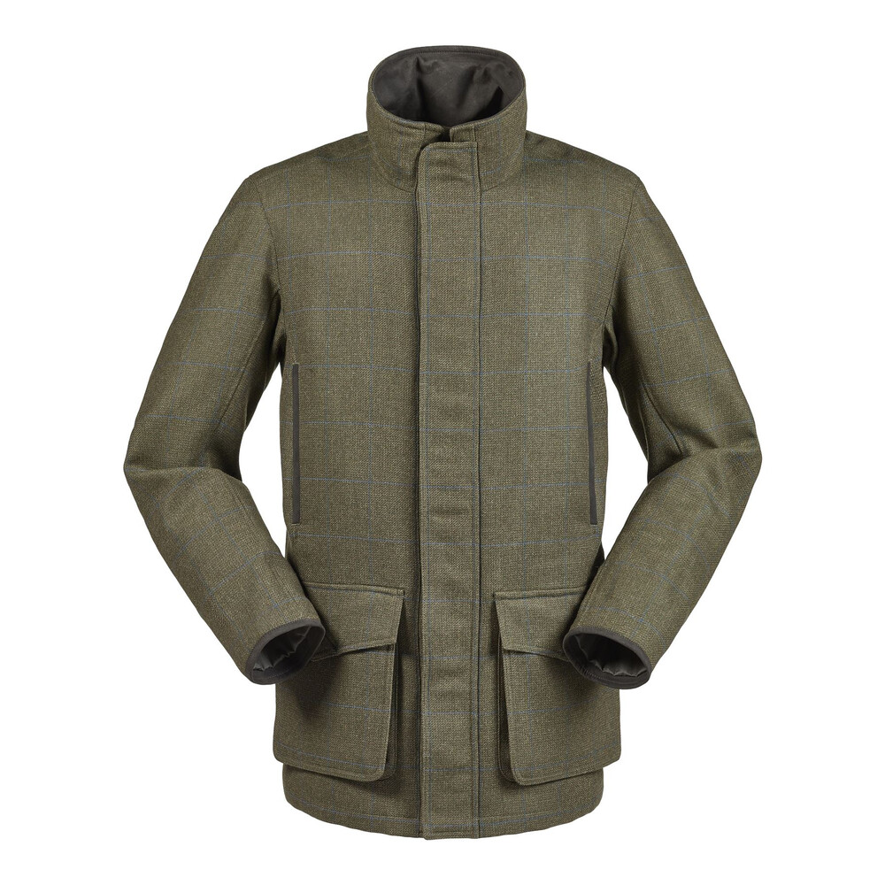 Musto Lightweight Machine Washable Tweed Shooting Jacket - Cairngorm Green