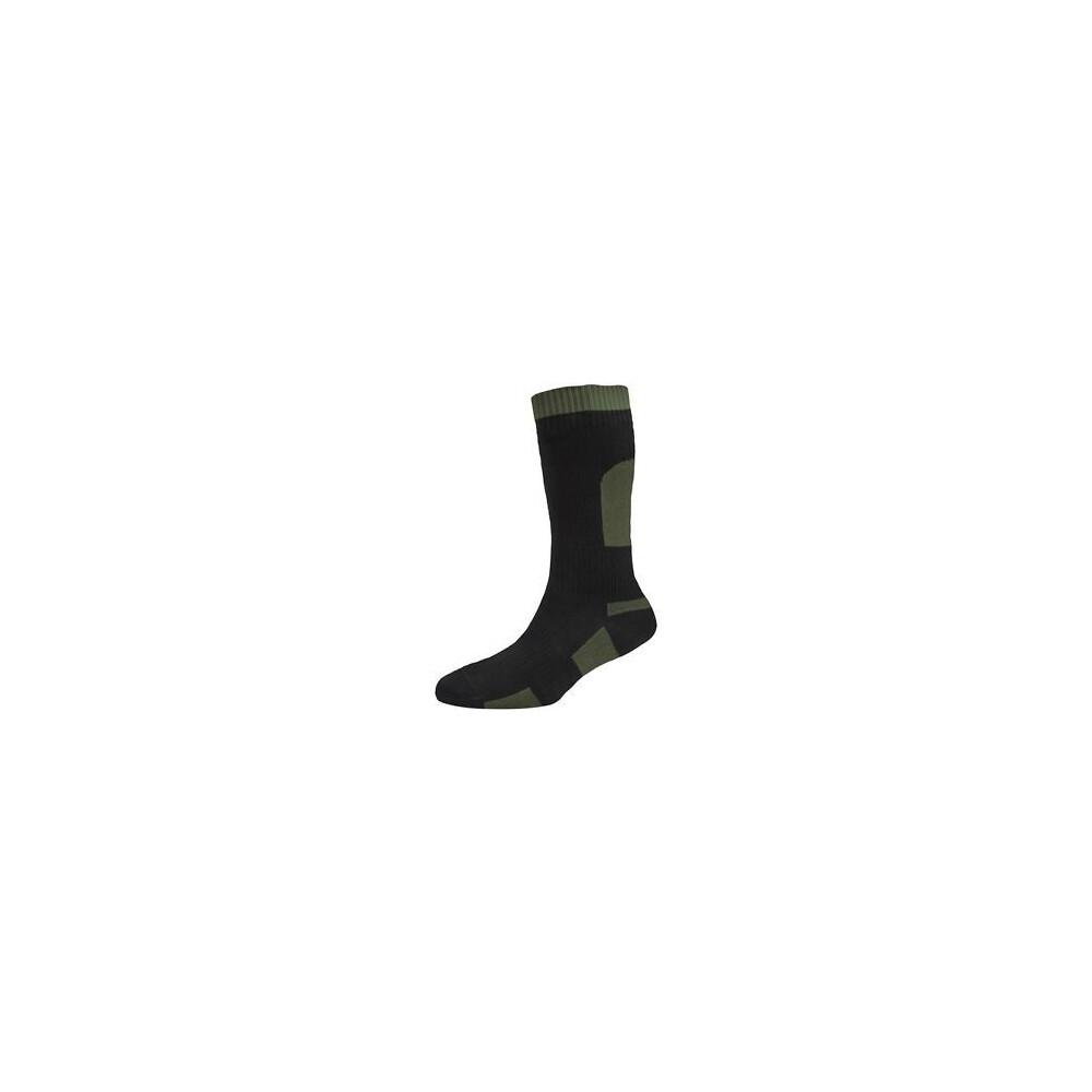 Sealskinz SealSkinz Trekking Sock Black