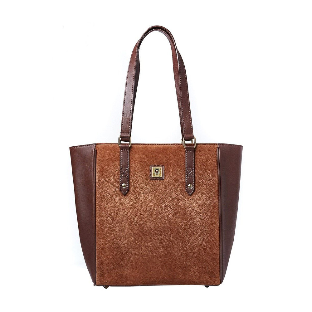 Dubarry Bandon Tote Bag - Walnut Walnut