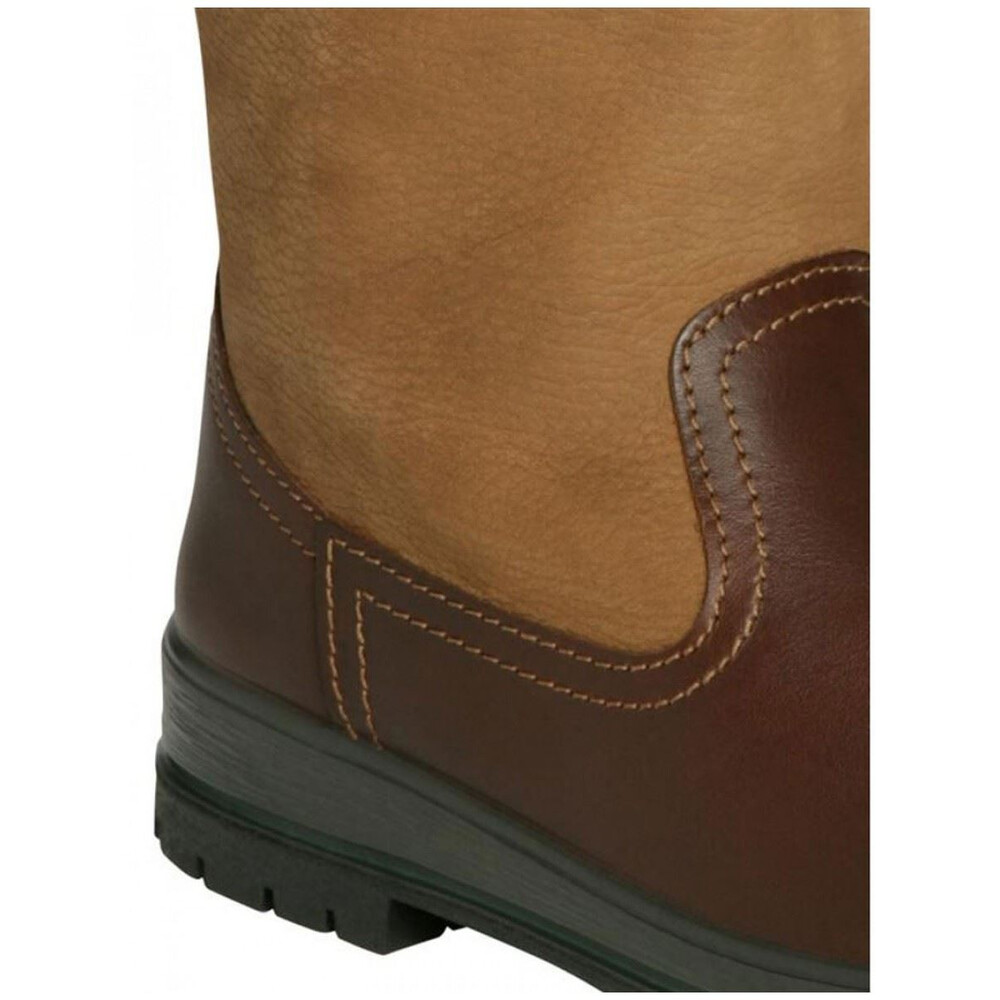 Dubarry Galway Boot - Brown Brown