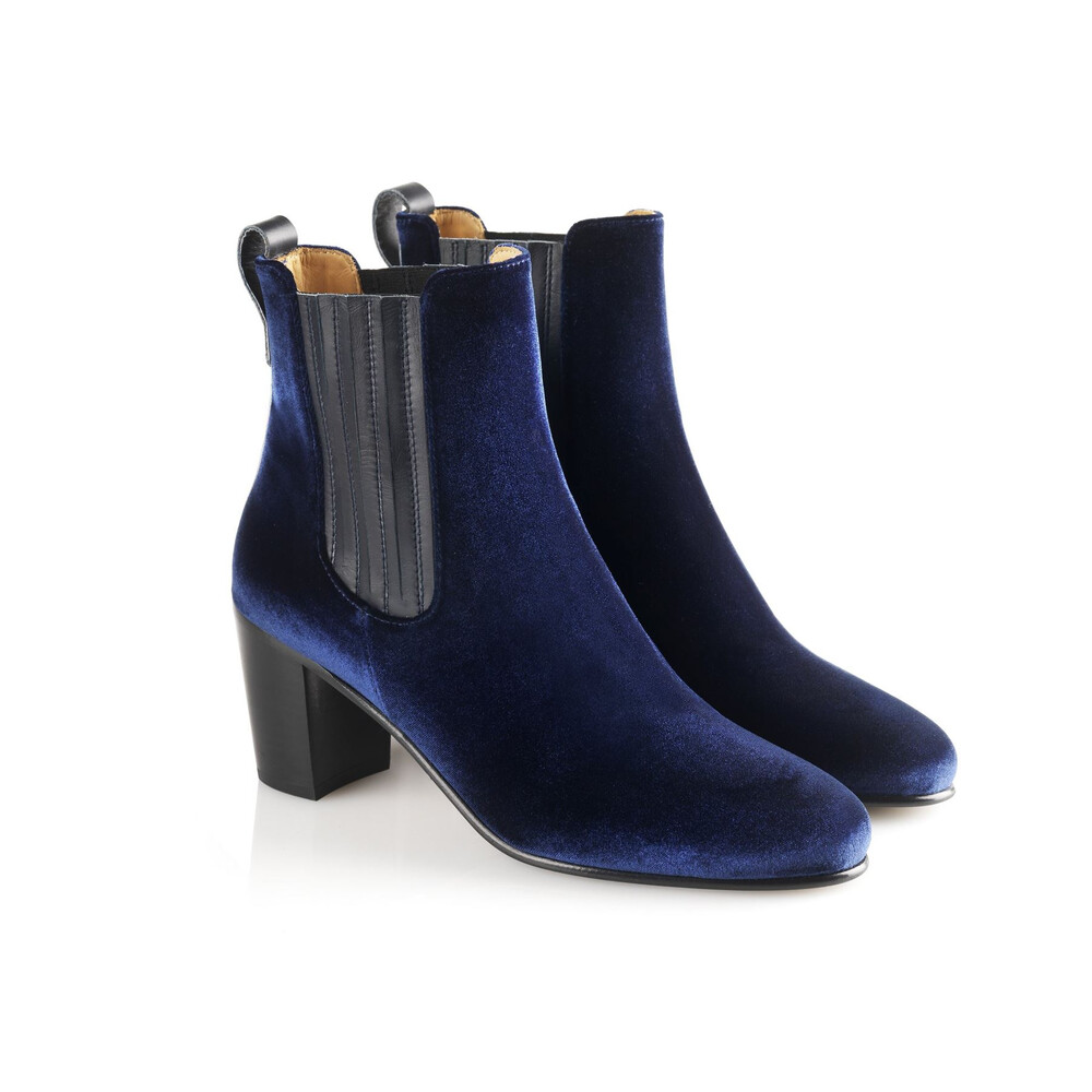 Fairfax & Favor Fairfax & Favor Electra Boot - Royal Blue