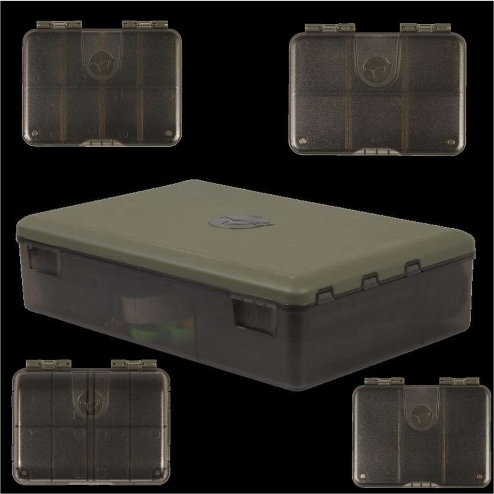Korda Tackle Box Bundle