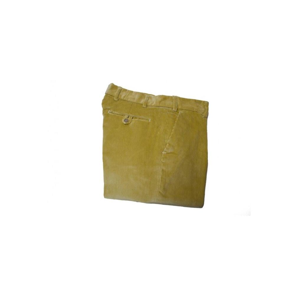 C.Currey Corduroys -Wheat Yellow
