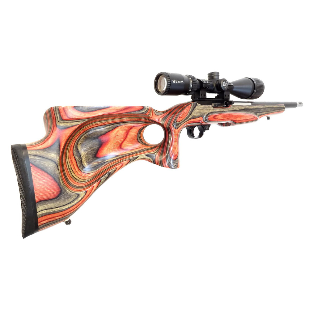 Ruger Used  10/22 Custom Semi-Auto Laminate