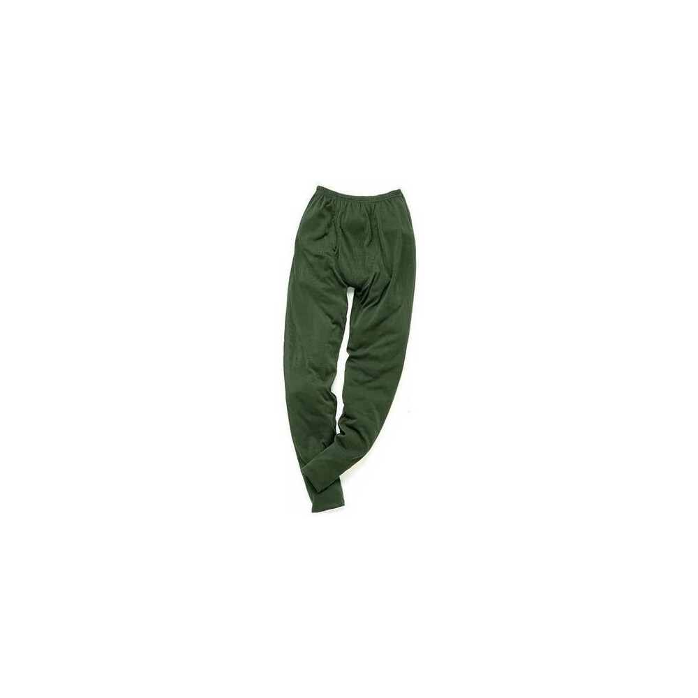 Laksen Laksen Bear Thermal Long Johns - Green