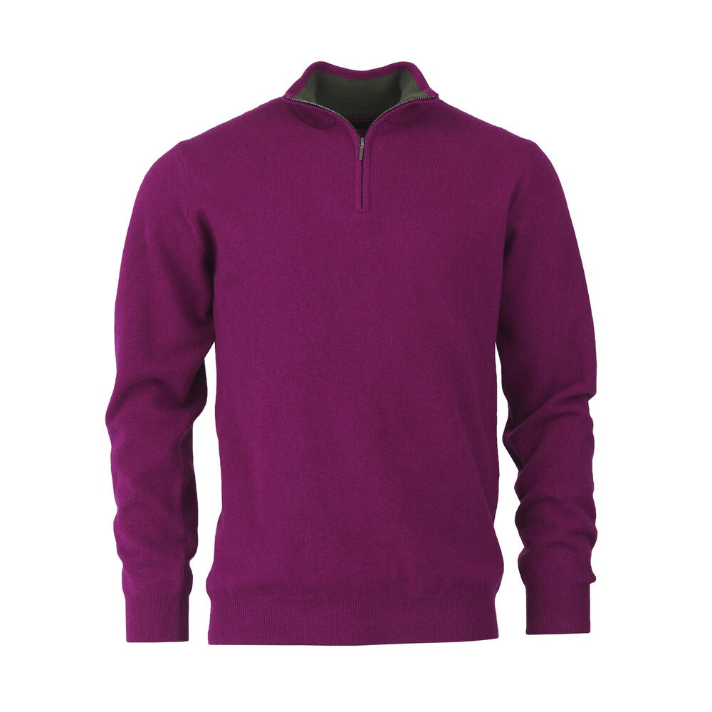 Laksen Grouse Collection Jumper - Heather