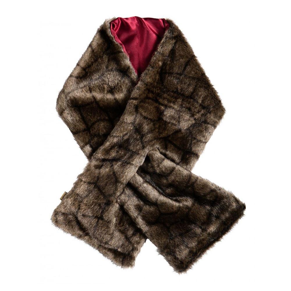 Dubarry Dubarry Altamont Faux Fur Wrap - Elk