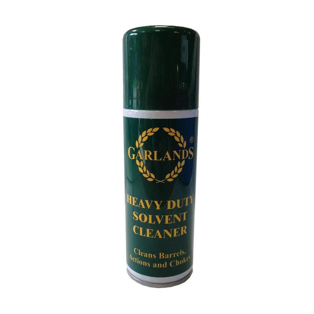 Garlands Heavy Duty Solvent Cleaner - Aerosol - 200ml Unknown