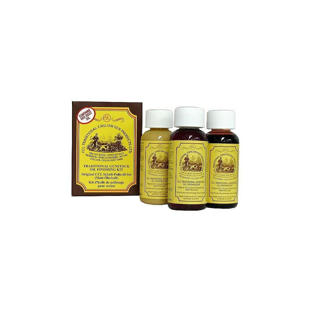 Unknown CCL Oil Finishing Kit Unknown