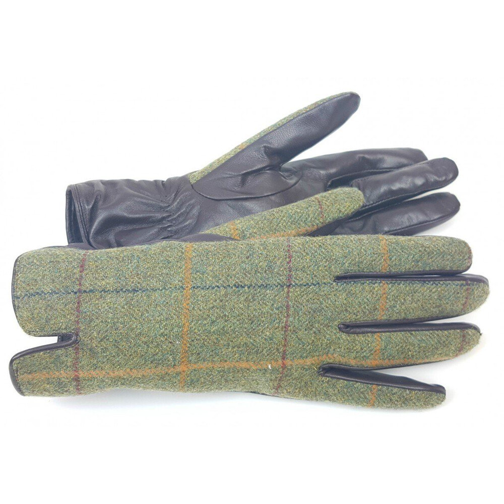 Alan Paine Alan Paine Combrook Ladies Tweed Glove - Landscape