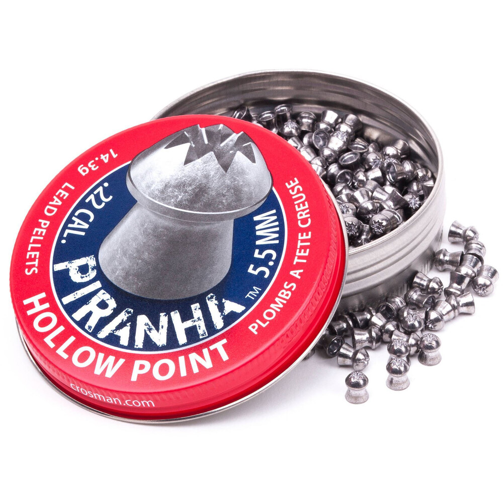 Crosman Piranha Air Rifle Pellets Unknown