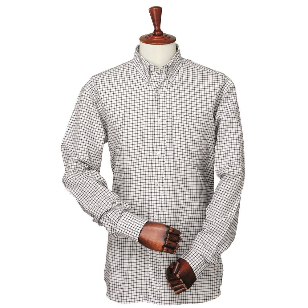 Laksen Laksen Alfred Shirt - Stalker Green - 3XL