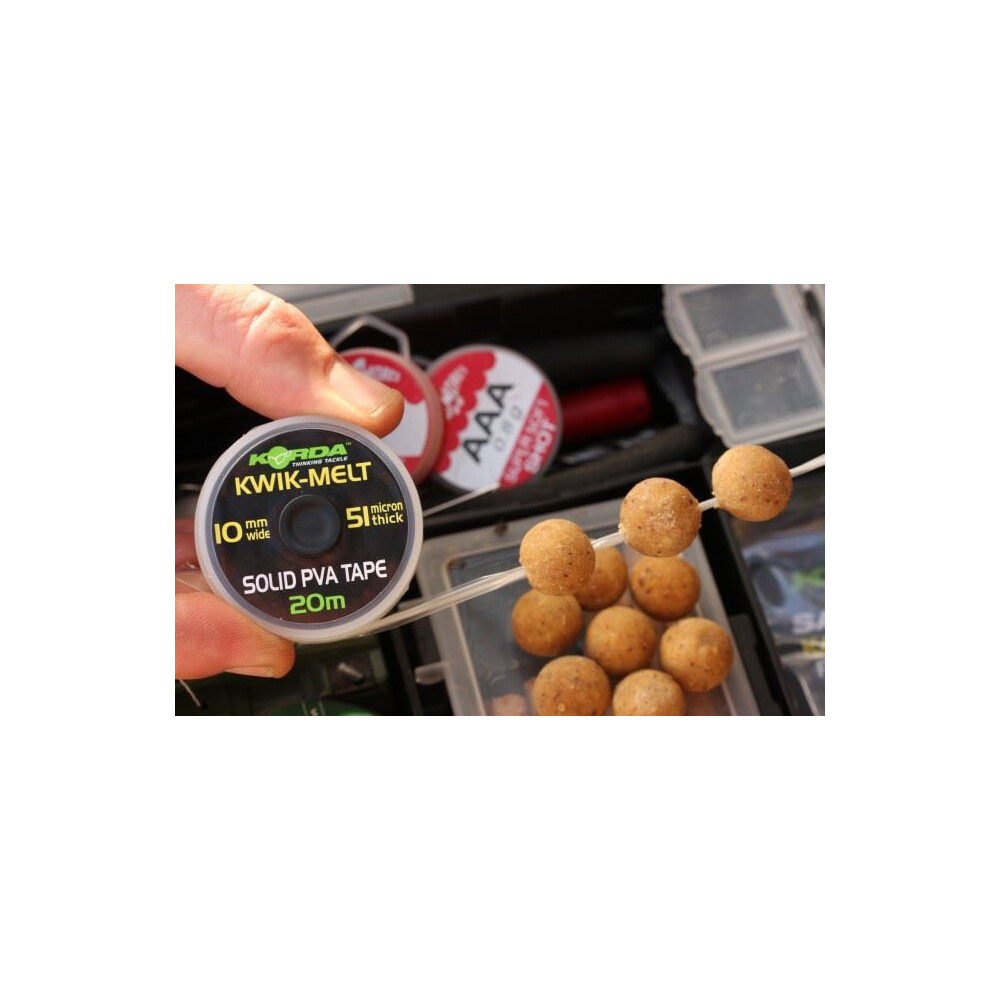 Korda Quick Melt PVA Tape Unknown