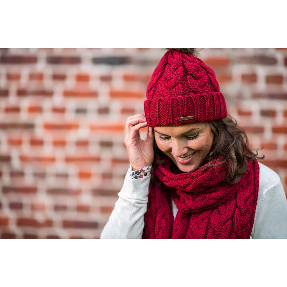 Baleno Katrien Hat Burgundy