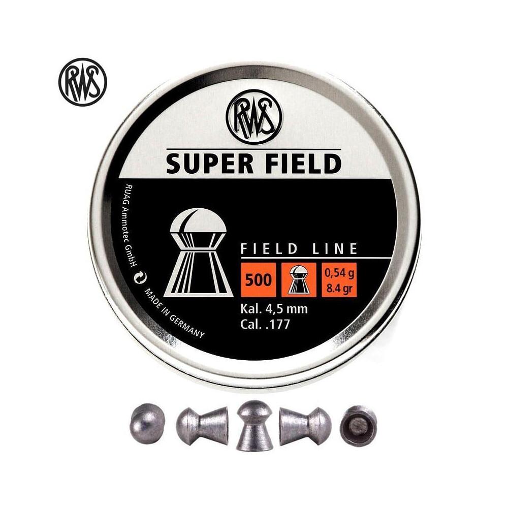 RWS Superfield Pellets4.51