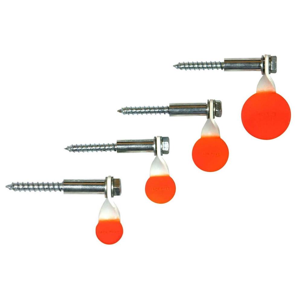 Jack Pyke Single Spinner Targets - 4 Pack