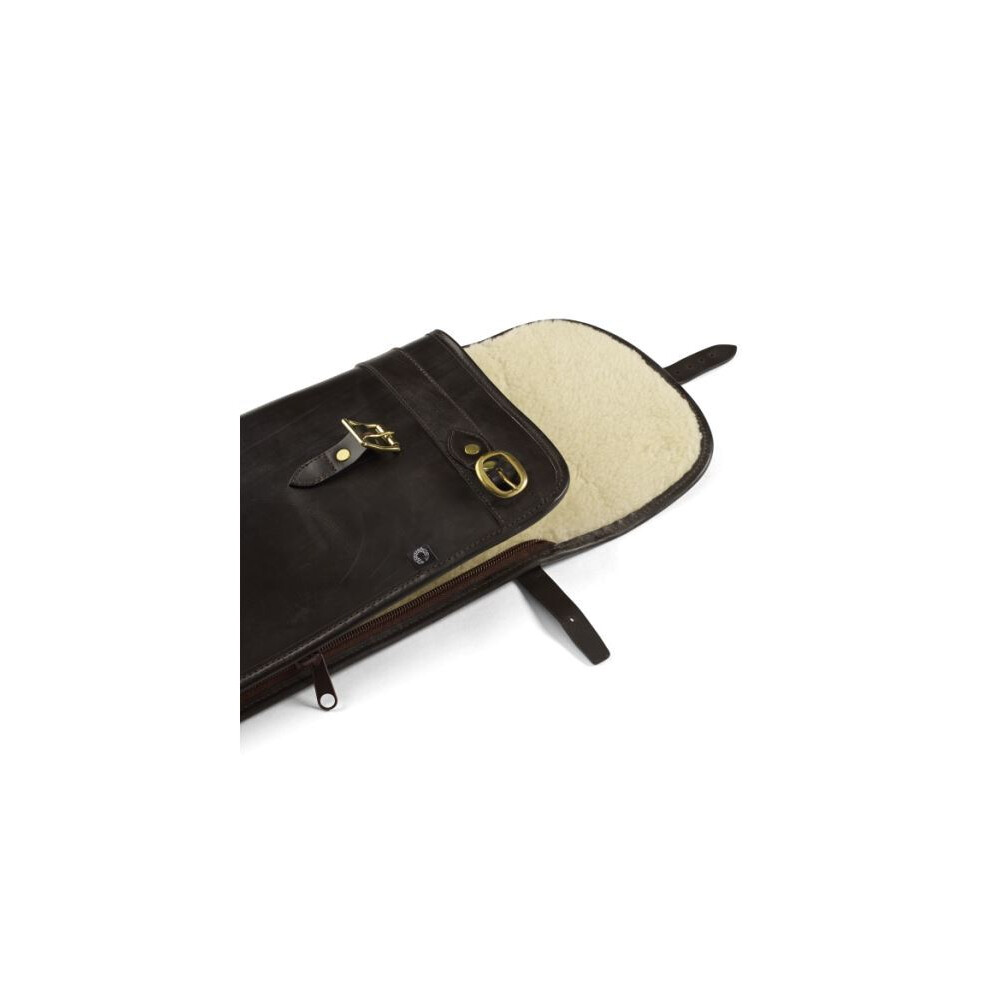 Croots Malton Leather Shotgun Slip - 30
