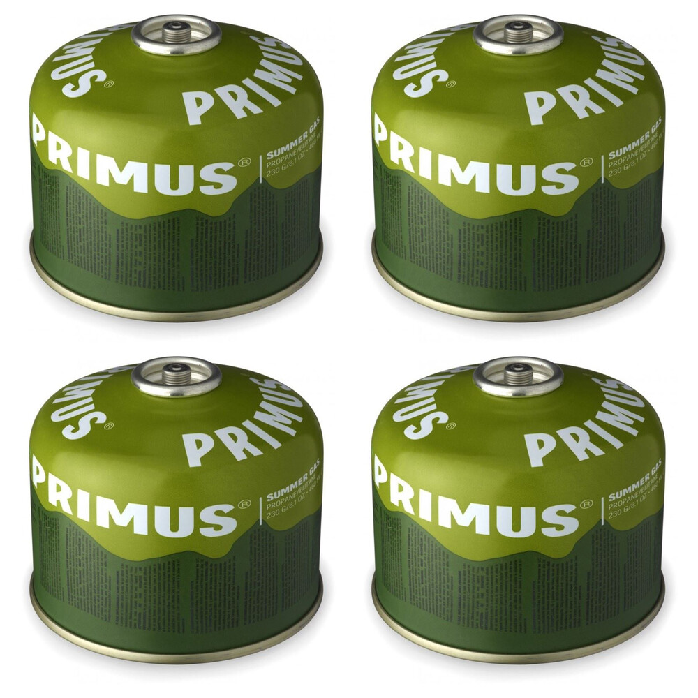 Primus Summer Gas - 230g - Pack of 4