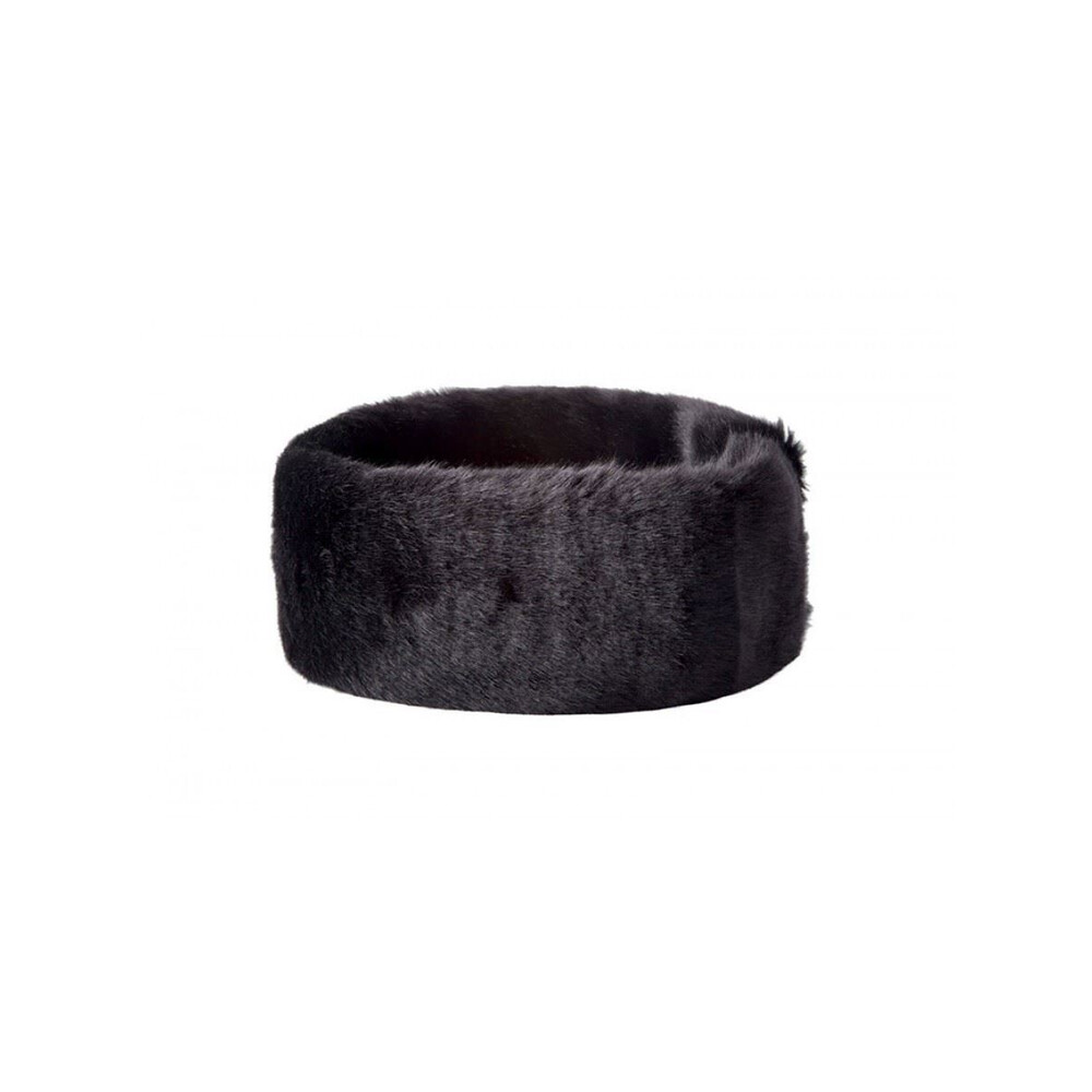 Dubarry Dubarry Faux Fur Headband in Black TD