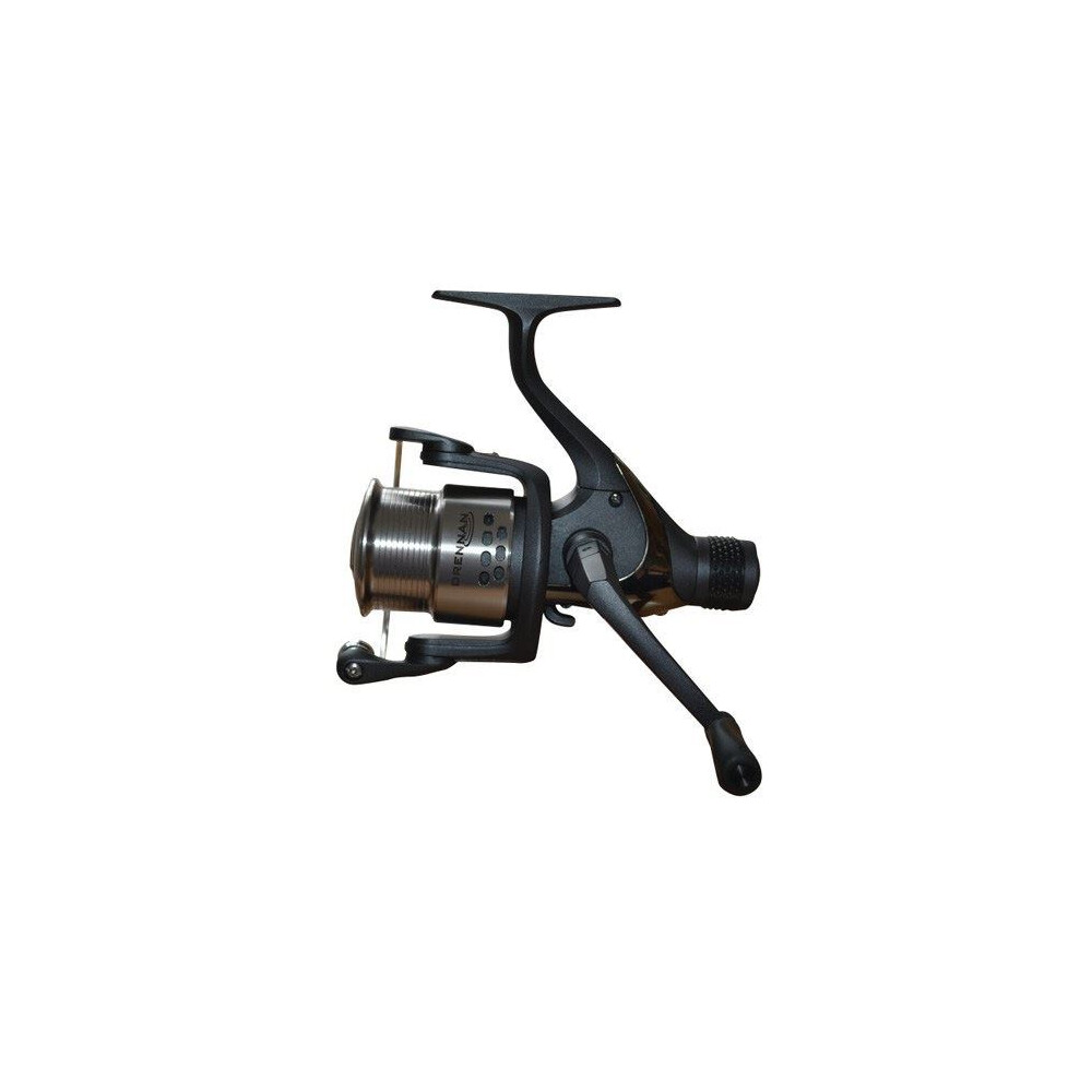 Drennan Series 7 Big Feeder 9-50 Rear Drag Reel Black