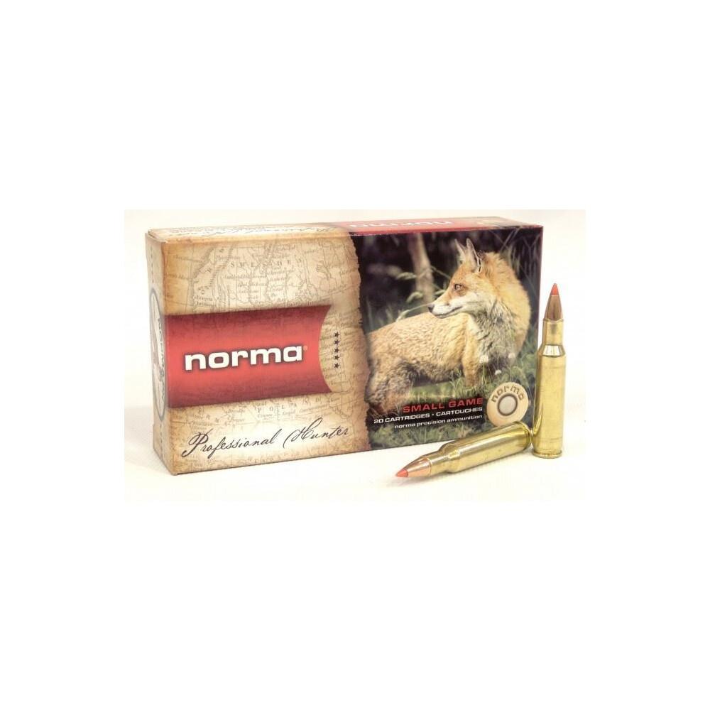 Norma .222 Ammunition - 40gr - V-Max