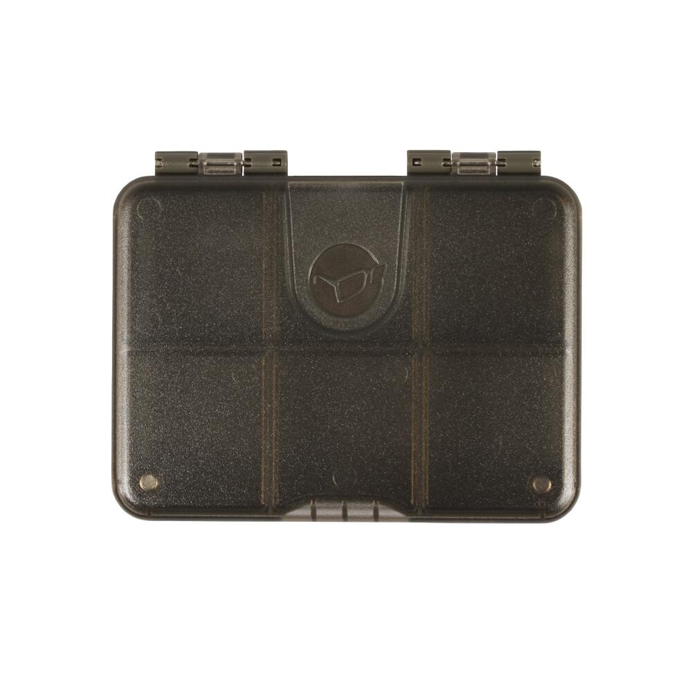 Korda Mini Tackle Box - 6 Compartment