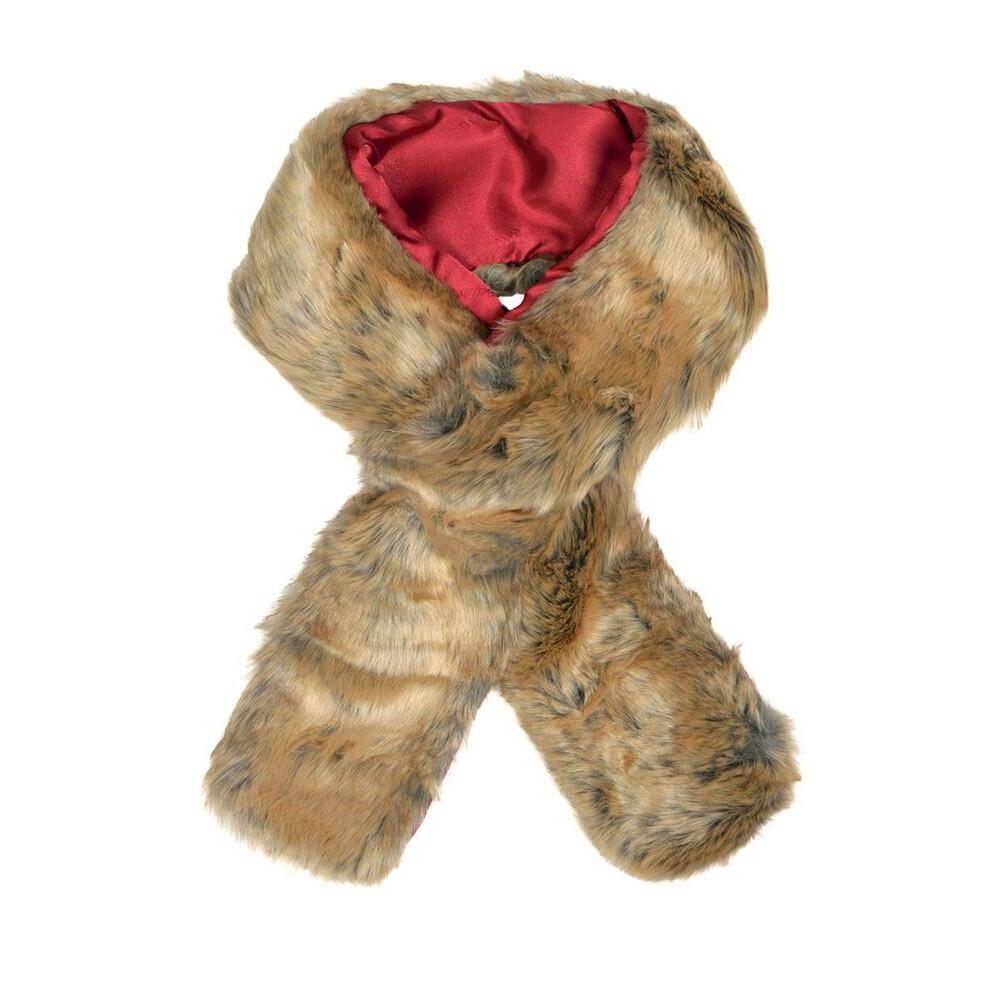 Dubarry Dubarry Faux Fur Scarf - Chinchilla