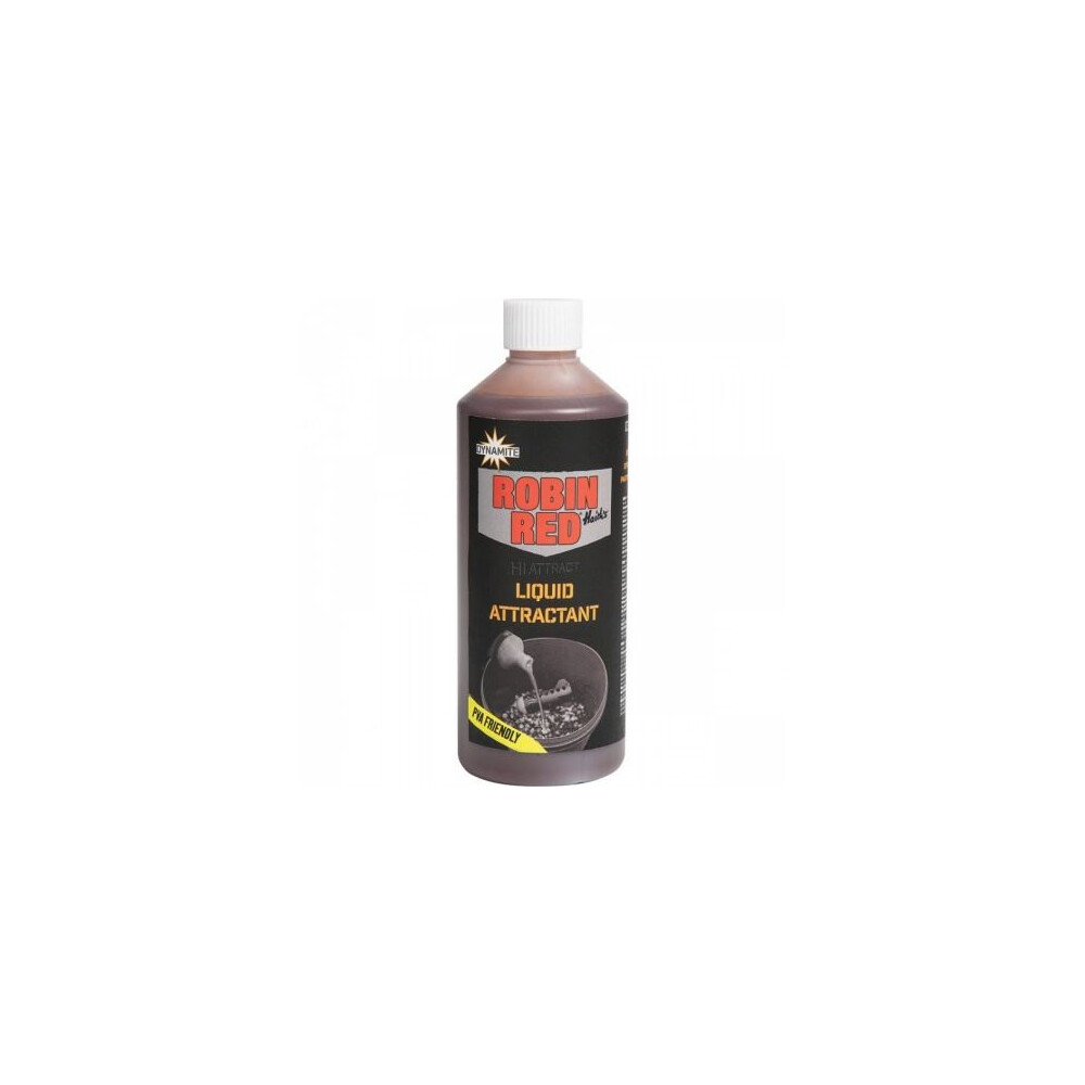 Dynamite Baits Liquid Attractant Robin Red
