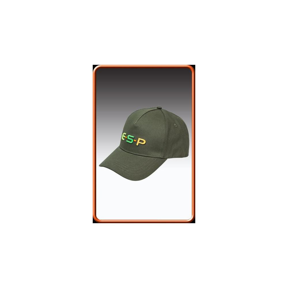 ESP Cap 3D Logo - Olive Green