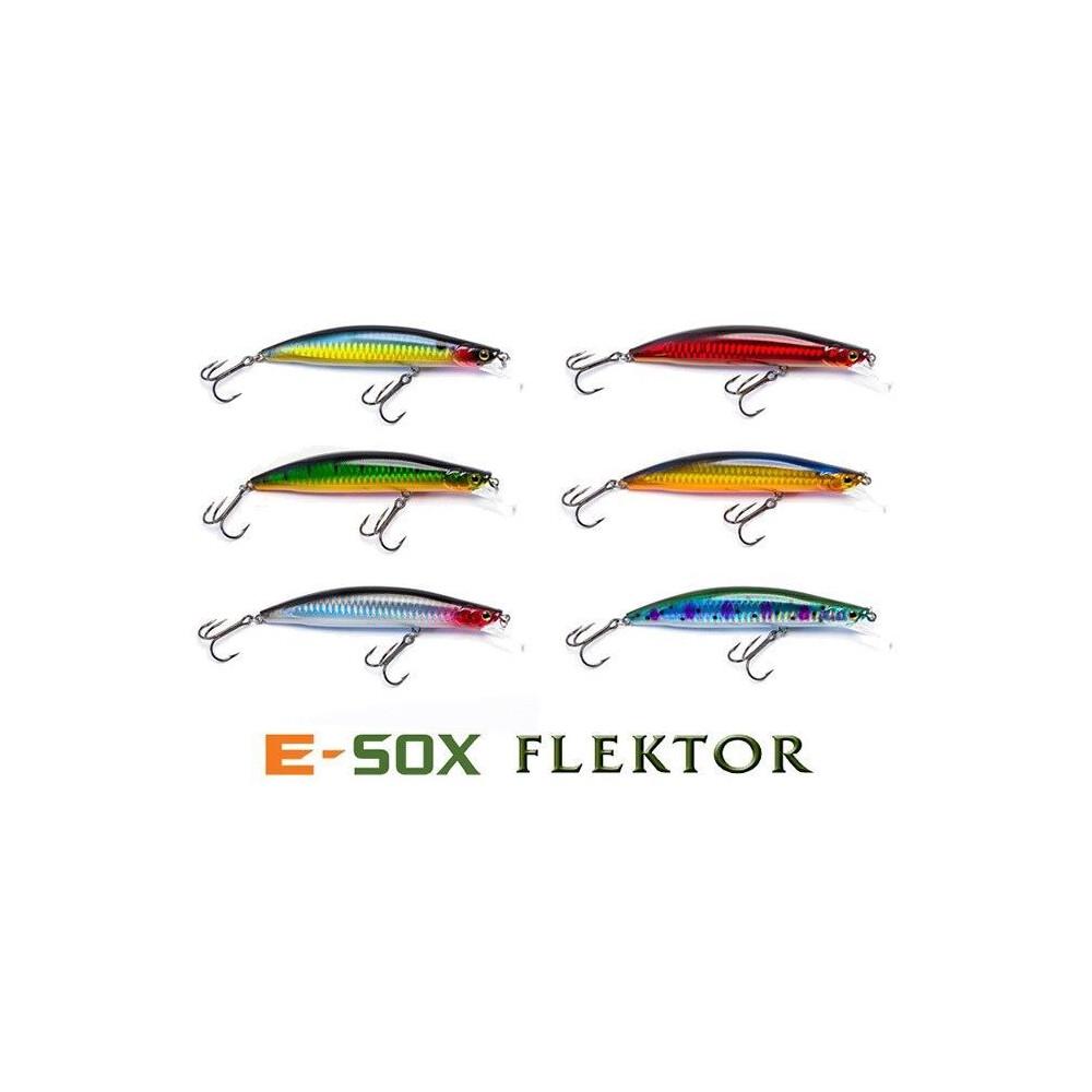 Drennan E-SOX Flektor Lure - Sinking - 10cm - 15g Unknown