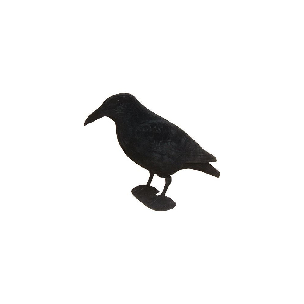 Unknown Crow Decoy - Full Body Flocked Unknown