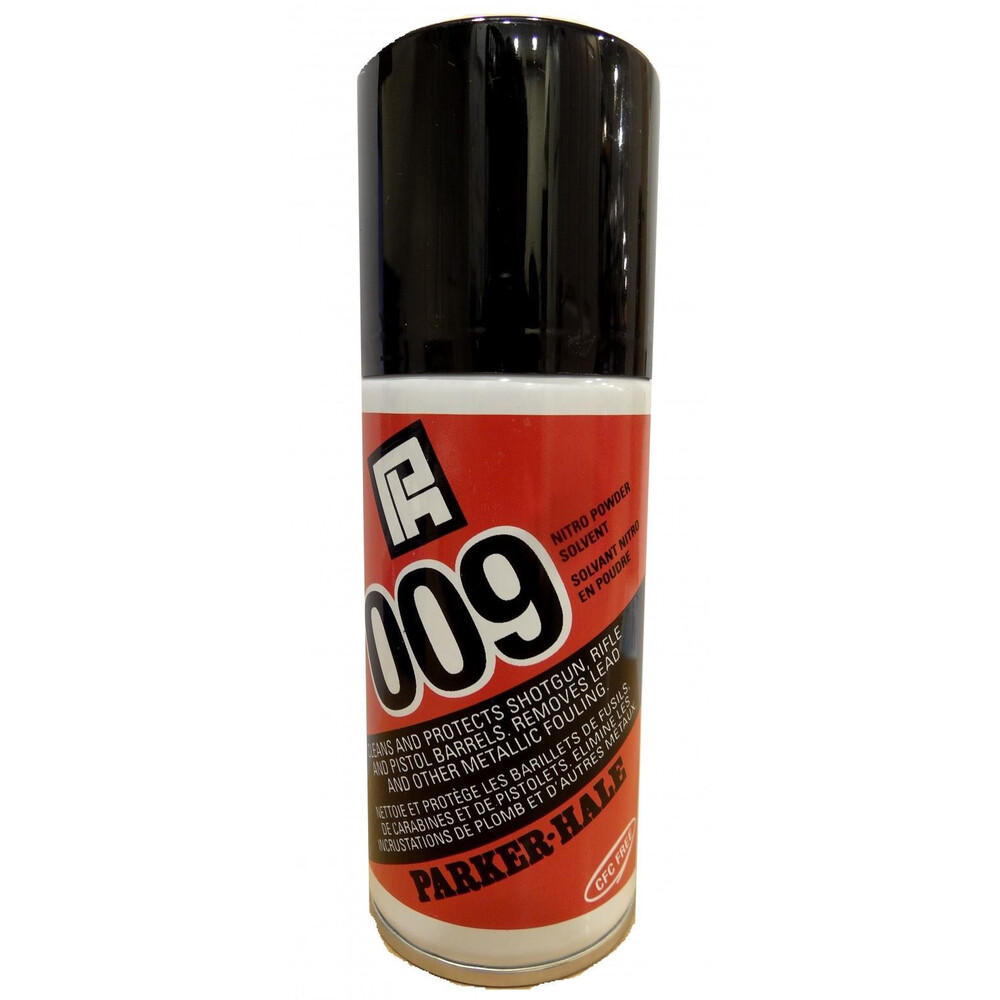 Parker Hale Young's 009 Gun Oil Red
