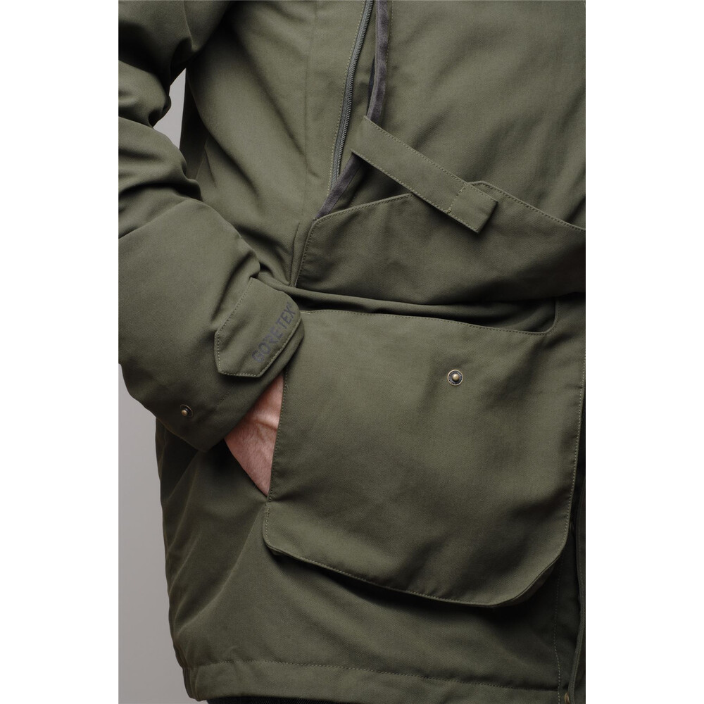 Musto Highland GORE-TEX Lite Jacket - Dark Moss Green