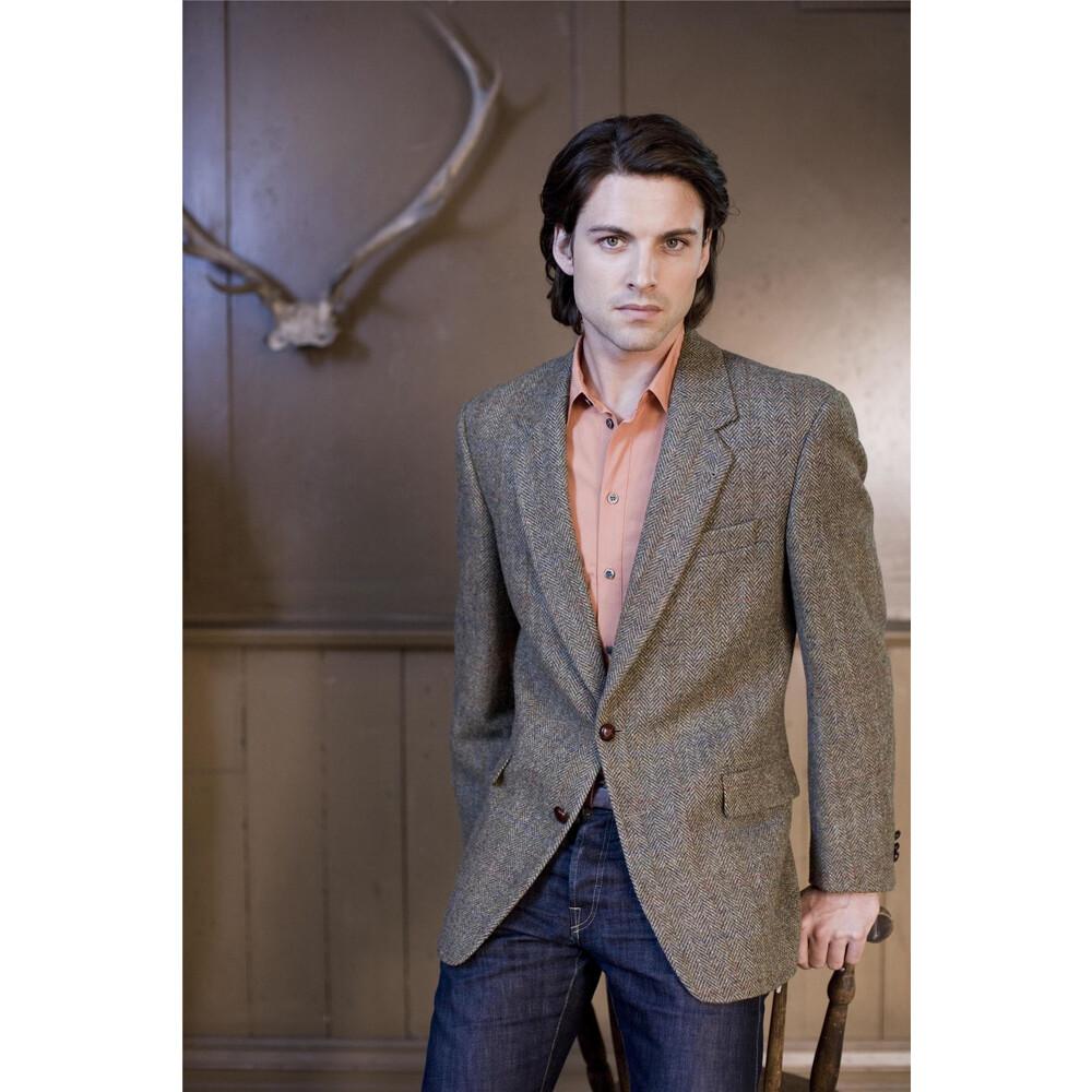 Harris Tweed Jacket - TaransayRegular Multi