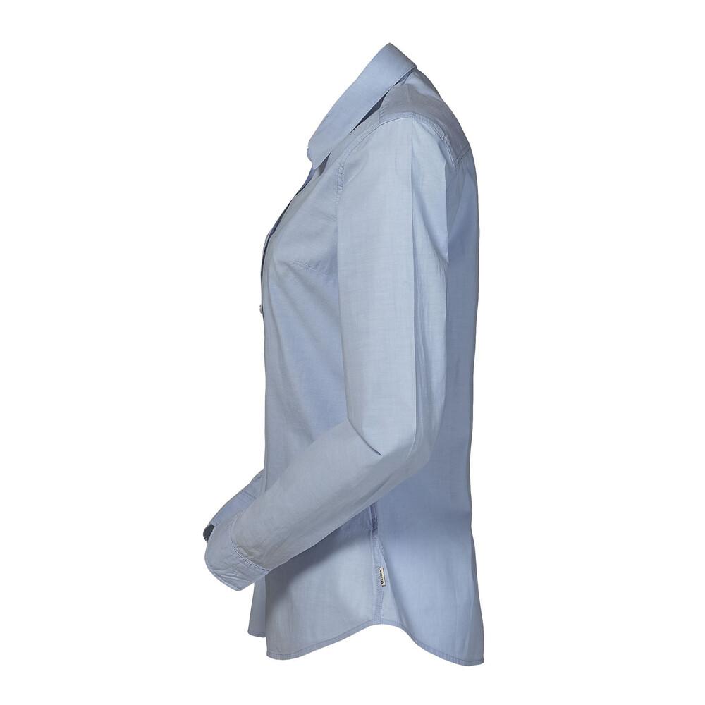 Musto Ellsworth Poplin Shirt Blue