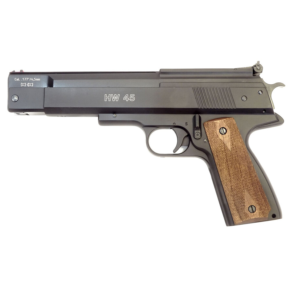 Weihrauch HW45 Air Pistol Unknown